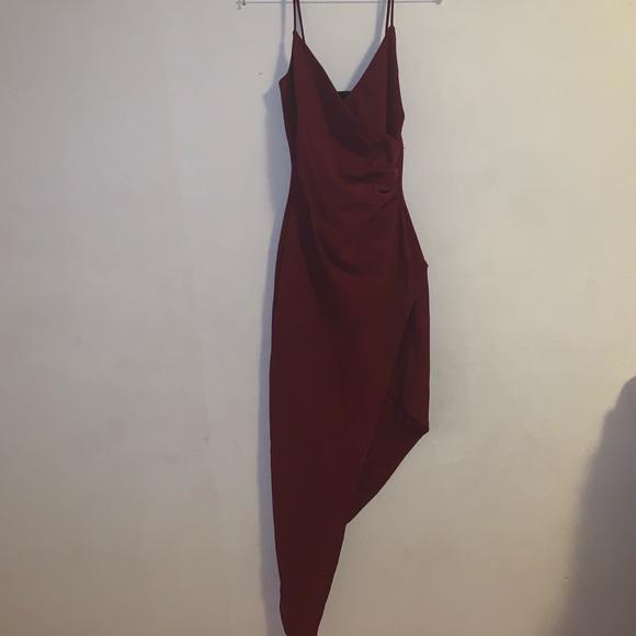 Windsor Dresses & Skirts - Burgundy dress